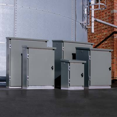 Steel Enclosures and Cabinets