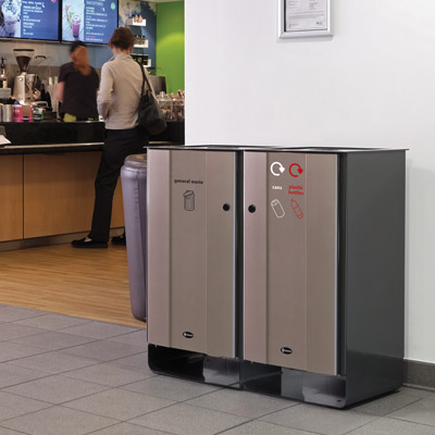 Recycling Stations / Recycling Stands
