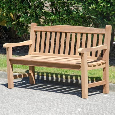 Traditional FSC® certified Hardwood Seating