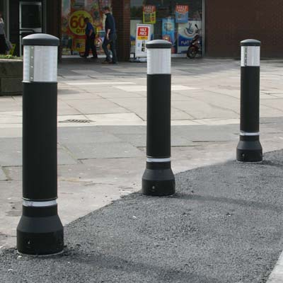 Anti-Ram & Security Bollards