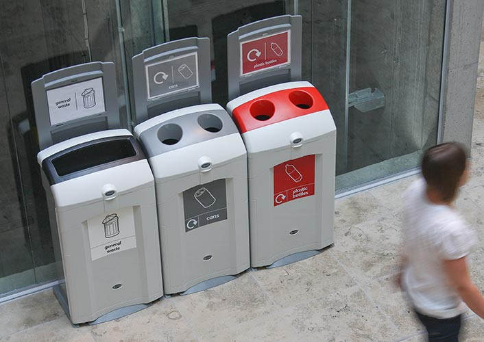 Indoor Recycling Bins / Outdoor Recycling Bins