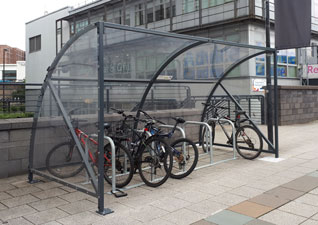 Cycle Shelters / Smoking Shelters