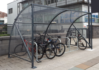 Echelon Bike Shelter