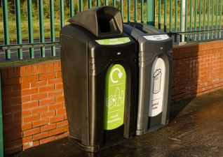 Nexus City Recycling Bins