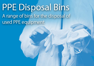 PPE Disposal Equipment