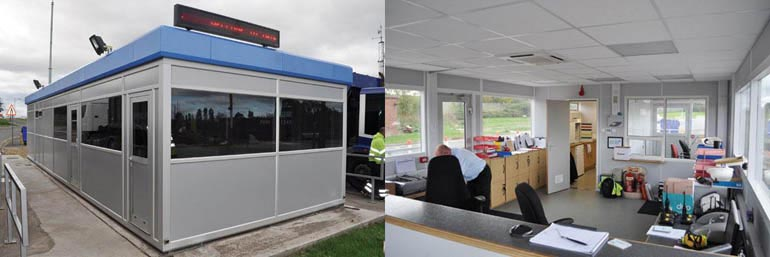 A New Gatehouse for Tata Steel