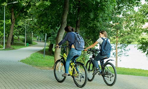 Cycle Friendly Campus