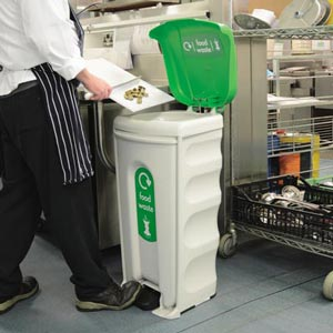 Nexus Shuttle Catering Waste Bin