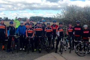Blackpool Clarion Cycle Club Group Picture