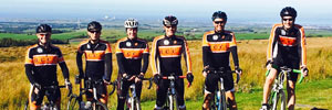 Glasdon is proud to sponsor Blackpool Clarion Cycling Club