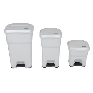 BigFoot™ Range of Pedal Bins - 85L, 60L & 35L
