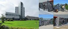 Aero™ Cycle Shelters at Blackpool & Fylde College
