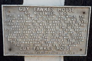 Dunchurch Guy Fawkes House