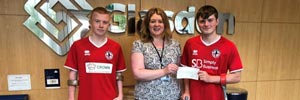 Young Amputees Set their Goals High with Glasdon Support