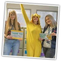 BBC Children in Need Fundraising Prize
