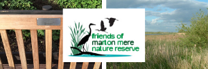 Glasdon Offers a Seat to the Friends of the Marton Mere Nature Reserve!