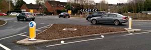 Glasdon Helps Illuminate Newport's Junctions