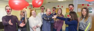 Reddy to Raise Money for Red Nose Day 2019