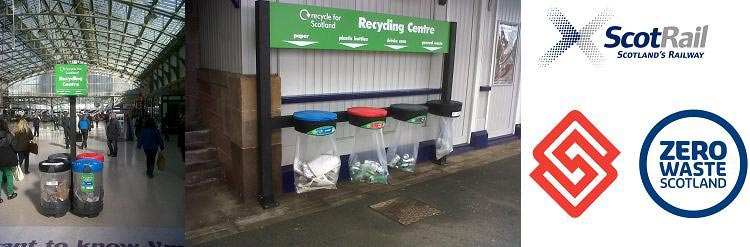 Recycling on the Railways