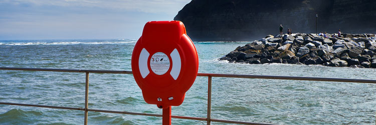 Glasdon Lifebuoy Housings