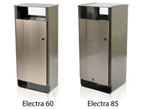What is this? Electra litter bin models