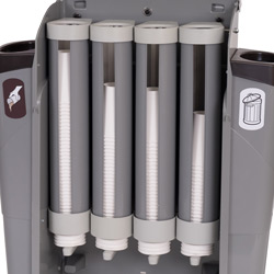 What is this? Nexus 100 Cup Recycling Station -