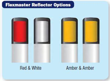 What is this? Reflector options