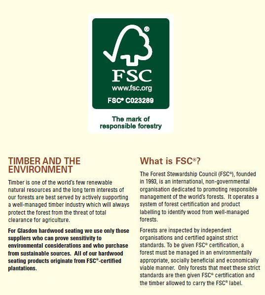 What is this? FSC Certification