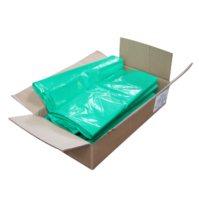What is this? Oxo-degradable polythene sacks (pack of 100)