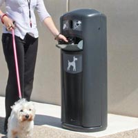 Retriever City Glasdon Pet Waste Station Work