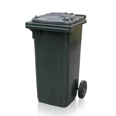 how to know 80 litre bin and 120 litre bin