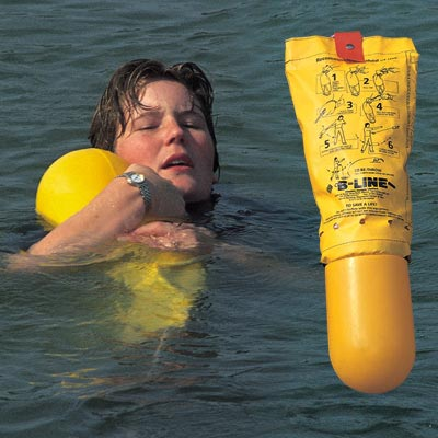 B-Line™ Throwing / Rescue Buoy