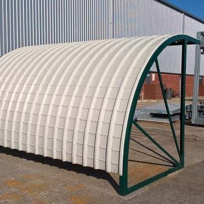 Bi-Store™ Cycle Shelter RH 630