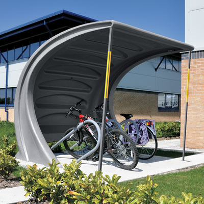 BikeZone™ Cycle Shelter