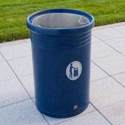 Commodore™ Litter Bin