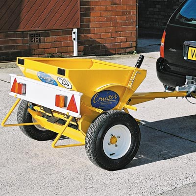 Cruiser Towable 80™ Salt Spreader
