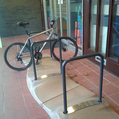Cyclone Cycle Stand - 5