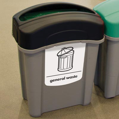 Eco Nexus® 60 General Waste Bin
