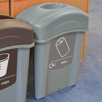 Eco Nexus® 60 Can Recycling Bin
