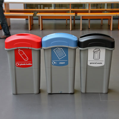 Eco Nexus 85 - School Hall Recycling
