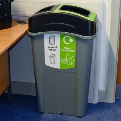 Eco Nexus® Duo 85 Recycling Bin