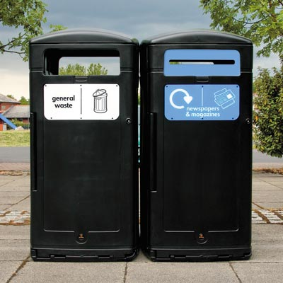 Grampian Recycling Bins - 2