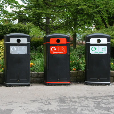 Grampian Recycling Bins - 1