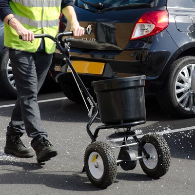 Icemaster 25™ Salt Spreader