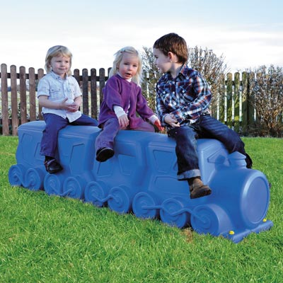 Lo-Co™ Steam Train Seat