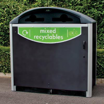 Modus™ 770 Mixed Recyclables Recycling Housing