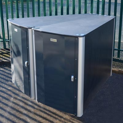 Modus™ Cycle Lockers