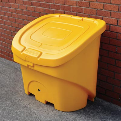 Nestor 400 grit salt storage container
