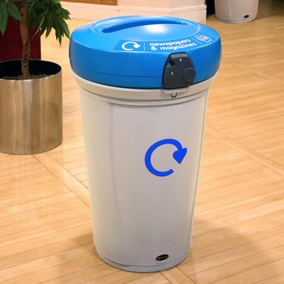 Nexus® 130 Recycling Bins