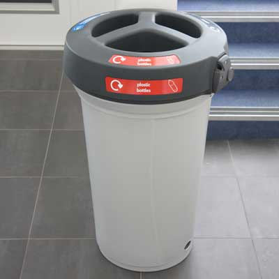 Nexus® 130 Trio Recycling Station